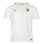 Camiseta Noruega 2016-2017 Away Nike