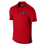 Polo Paris Saint-Germain 2015-2016 (Rojo)