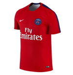 Camiseta pre-partido Paris Saint-Germain 2015-2016 (Rojo) Nike