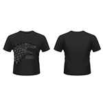 Camiseta Juego de Tronos (Game of Thrones) - Direwolf