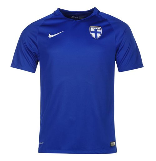 Compra Camiseta Finlandia 2016-2017 Away Nike Original 15d4a5879f287