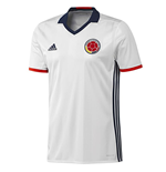 Camiseta Colombia 2016-2017 Adidas Home