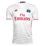 Camiseta Hamburgo 2016-2017 Adidas Home