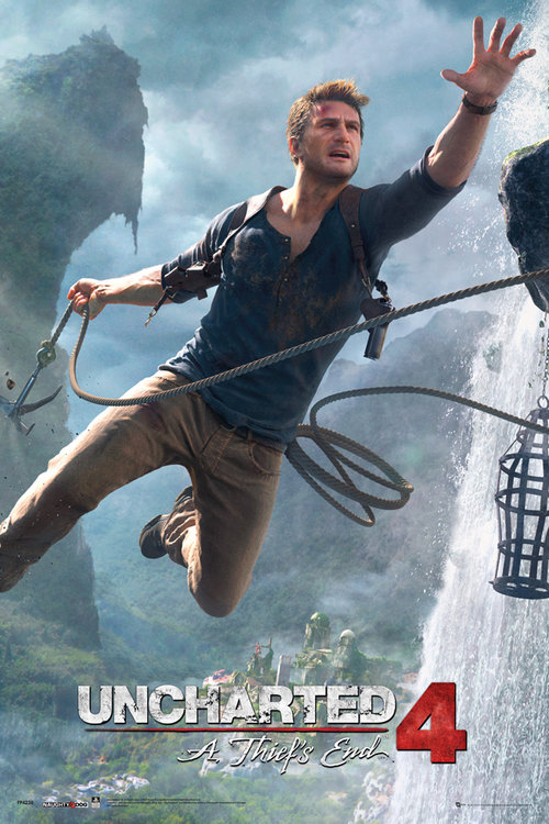 Póster Uncharted 212435