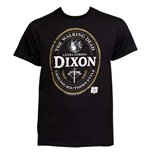 Camiseta The Walking Dead Dixon Emblem.
