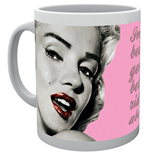 Taza Marilyn Monroe - Close Up