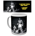 Taza Muhammad Ali - Outwit Outhit