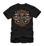 Camiseta Gas Monkey Garage Texas Made negra