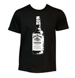 Camiseta Jim Beam Bottle