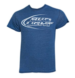 Camiseta Bud Light Azul