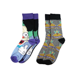 Pack Calcetines Los Simpsons Krusty the Clown