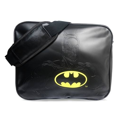 Bolso Messenger Batman