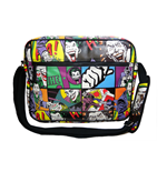 Bolso Messenger Joker Pop Art