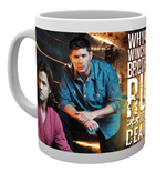 Taza Supernatural - Sam & Dean