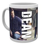 Taza Supernatural - Dean