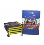 Libreta Sonic the Hedgehog 212956