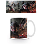 Captain America Civil War Taza Battle