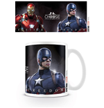 Captain America Civil War Taza Choose A Side