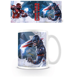 Captain America Civil War Taza War