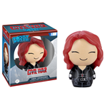 Captain America Civil War Vinyl Sugar Dorbz Vinyl Figura Black Widow 8 cm