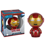 Captain America Civil War Vinyl Sugar Dorbz Vinyl Figura Iron Man 8 cm