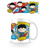 Justice League Taza Chibi Superman Comic