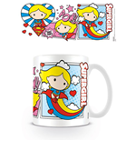 Justice League Taza Chibi Supergirl