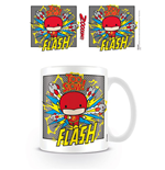 Justice League Taza Chibi Flash