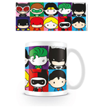 Justice League Taza Chibi Characters