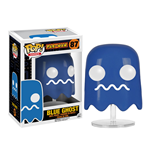 Pac-Man POP! Games Vinyl Figura Blue Ghost 8 cm