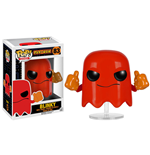 Pac-Man POP! Games Vinyl Figura Blinky 8 cm