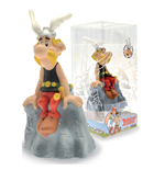 Astérix Hucha Asterix On The Rock 14 cm