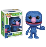 Barrio Sésamo Figura POP! TV Vinyl Grover 9 cm