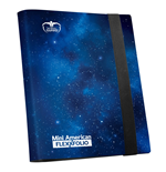 Ultimate Guard Mini American 9-Pocket FlexXfolio Carpeta para Cartas Mystic Space