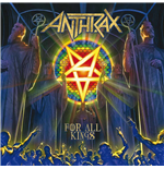 Vinilo Anthrax - For All Kings (2 Lp)
