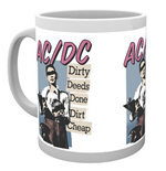 Taza AC/DC - Dirty Deeds