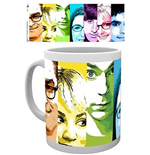 Taza Big Bang Theory - Rainbow