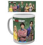 Taza Big Bang Theory 213620