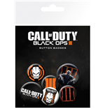 Pack Chapitas Call Of Duty Black Ops 3 - Mix