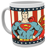 Taza Dc Comics - Superman Vintage