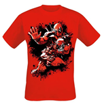 Camiseta Deadpool 213688