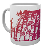 Taza Doctor Who 213708
