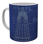 Taza Doctor Who 213727