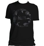 Camiseta Juego de Tronos (Game of Thrones) - Round Sigil