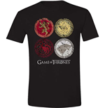 Camiseta Juego de Tronos (Game of Thrones) 213766