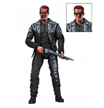 Terminator 2 Judgment Day Figura T-800 Video Game Appearance 18 cm