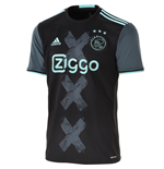 Camiseta Ajax 2016-2017 Away Adidas