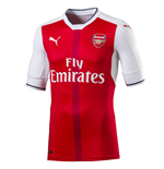 Camiseta Arsenal 2016-2017 Puma Home Authentic