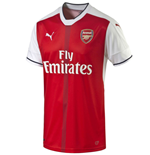 Camiseta Arsenal 2016-2017 Puma Home (Tallas grandes)