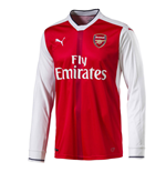 Camiseta mangas largas Arsenal 2016-2017 Puma Home